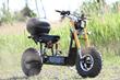 Ultimate Beast Solar Ebike