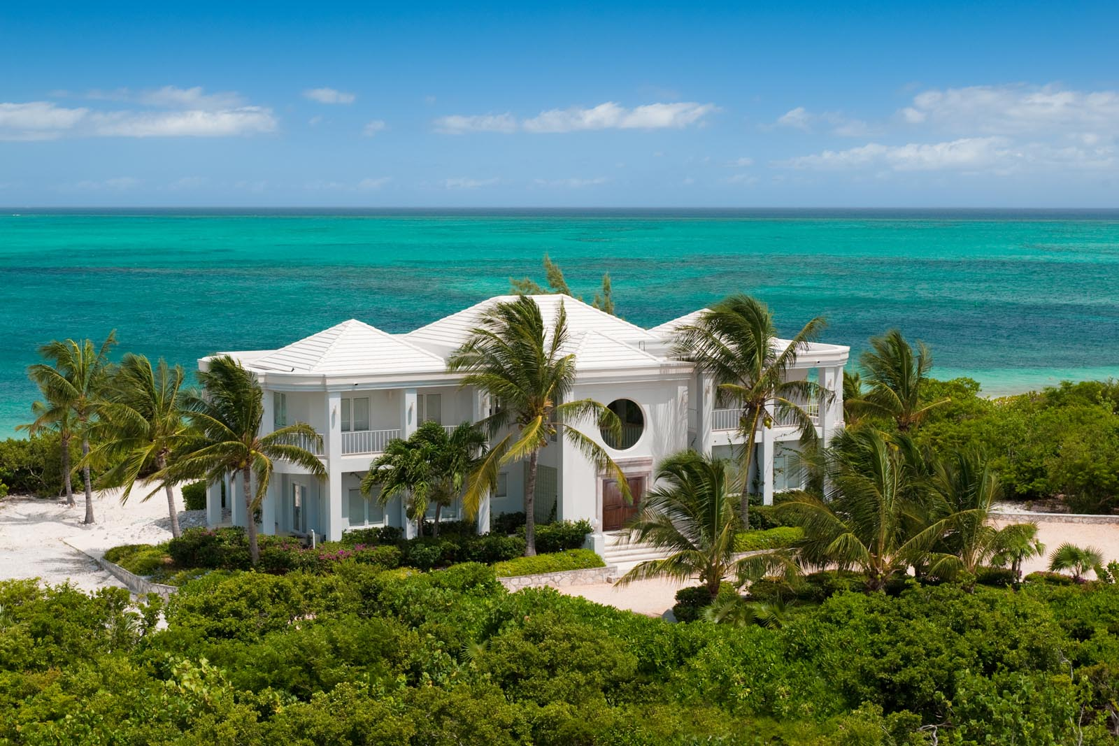 caribique villa rentals announces expansion of turks and caicos