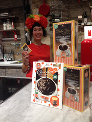 Dolce Vite Chocolatto Available Soon at West Elm Marketplace!