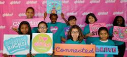 Girlstart participants
