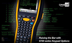 9700 Keypad Options
