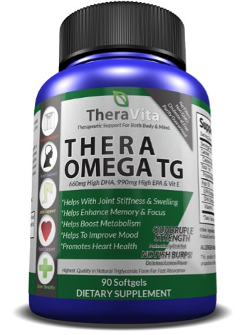 Fish oil omega 3 review exposes the thera vita s for Fish oil pills for buttocks review