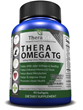 Fish Oil Omega 3: Review Exposes the Thera Vita's Pharmaceutical Fish Oil Pills