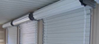 Commercial garage door, warehouse door, storage garage doors, shed door