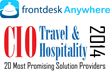 CIO Review Names Cloud Property Management Software Frontdesk Anywhere...