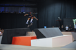 Nyjan Huston First Place Street League Skateboarding Nike SB World Tour Stop 1