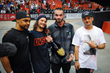 Monster Energy's Matt Berger Wins #DiamondLife Afterparty Best Trick at Street League Skateboarding Nike SB World Tour Stop 1