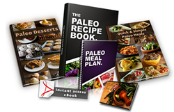 Paleo Recipe Book Review Product Order
