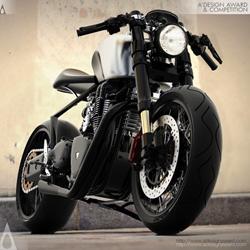 Black Shadow H-E Concept by Mark Norton Menendez