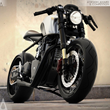 Black Shadow H-E Motorcycle Concept by Mark Norton Menendez Wins...