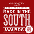 G&G MADE IN THE SOUTH AWARDS