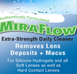 MiraFlow Extra Strength Daily Contact Lens Cleaner Released For...