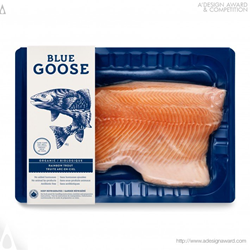 Blue Goose Packaging Design Project by Sid Lee