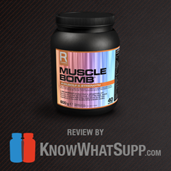 Muscle Bomb review by KnowWhatSupp.com