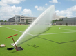 Missouri State Field Hockey water cannon