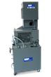 MP System's Vertically Integrated High Pressure Coolant and Mist Collection System