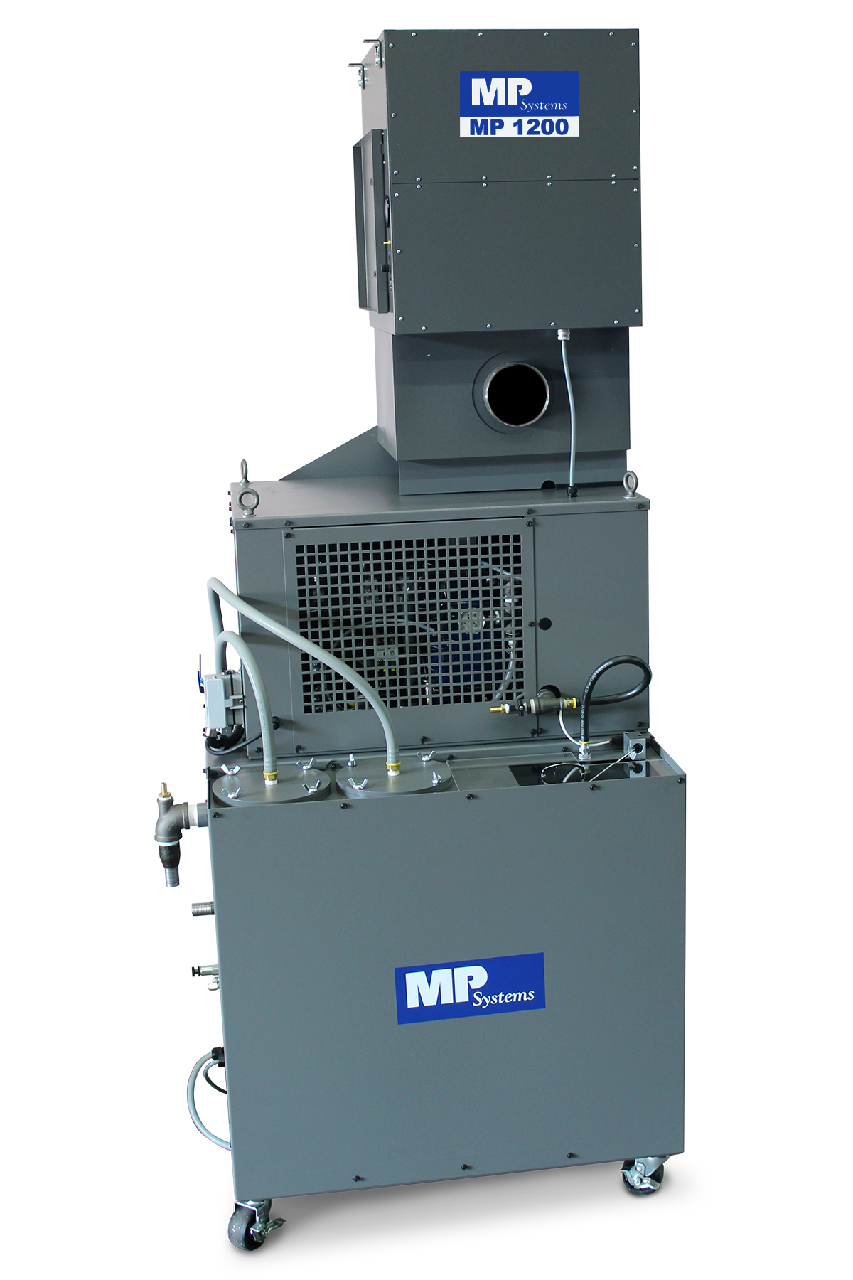 MP Systems to Showcase New Coolant Systems at IMTS 2014 #375194