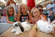 Are the small animal exhibits your child's delight?  Catch them all at the Door County Fair, July 30 - August 3, 2014.