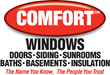 Comfort Windows Logo
