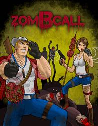 zomBcall zombie shirt design #3