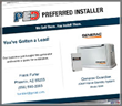 Electric Generators Direct Launches Preferred Installer