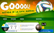 La Historia De La Copa Mundial - A World Cup Infographic