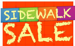 Hinsdale Sidewalk Sale 2014