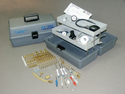 NECC's Pneuline Controls PCL500 Universal Pneumatic Calibration Kit