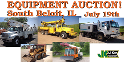Used Equipment For Sale at Public Auction South Beloit, IL 07/19/14