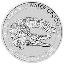 Saltwater Crocodile from Agora Commodities
