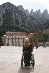 Monastery of Montserrat, Catalonia, Spain.