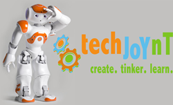 techJOYnT Announces their NAO Robot