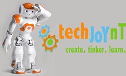 techJOYnT Announces their NAO Robot