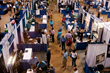This year's EXPO saw a 50% increase in sponsors and exhibitors