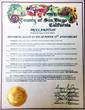 Proclamation of Sullivan Solar Power Day