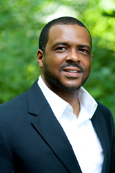 Derek Spruill, REALTOR® and broker with The Commercial Resource Group of Prudential PenFed Realty