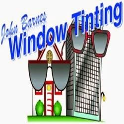 John Barnes Window Tinting Logo