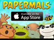 The Papermals have arrived.