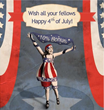 KeepCalling.com Offers 10% Voice Credit Bonus on 4th of July