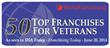 JAN-PRO Named on Top 50 List for Veterans for VetConnection Program