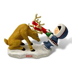 Frosty Friends Keepsake Ornament