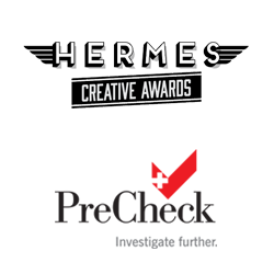 PreCheck was recognized in the 2014 Hermes Creative Awards