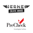 Healthcare Background Screening Firm PreCheck Wins Three 2014 Hermes...