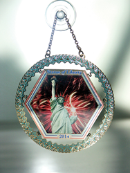Liberty Suncatcher