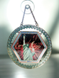 Let Lady Liberty Suncatcher Brighten Your Home this July 4th
