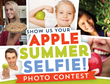 Hanging by the Pool With Granny Smith? Share a Selfie and Win Prizes...