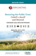 Indian Land Tenure Foundation Hosts Forum on Cobell v. Jewell and Restoring the Public Trust