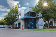 Velodyne headquarters in Morgan Hill, Calif.