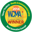 WCMA 2014 Product Award Medallion for Insolroll Motorized Window Shades