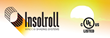 Insolroll logo and UL mark for motorized window shades